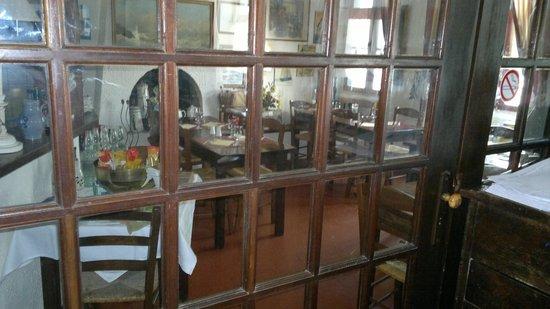 Auberge du Pecheur : le restaurant