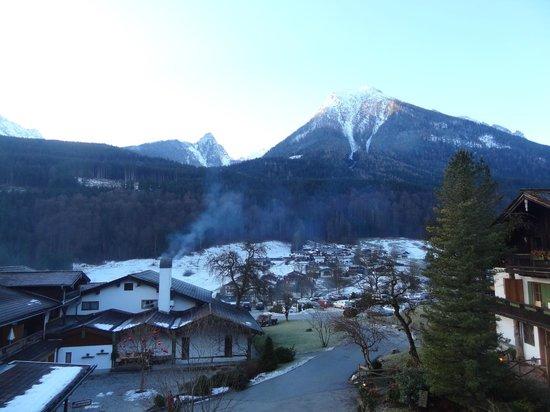 BEST WESTERN PLUS Berghotel Rehlegg: Blick vom Balkon