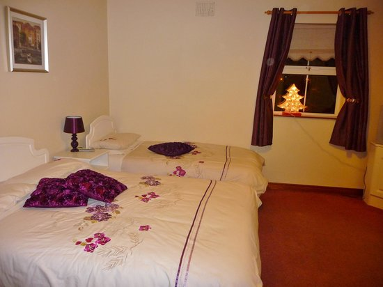 Railway Lodge: Bedroom for two
