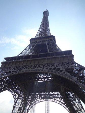 Novotel Paris Centre Tour Eiffel : Dama de Ferro