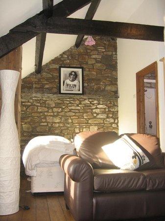 Tunnel Cottages: 'Glas' - Firsdt floor studio