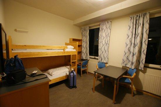 Perminalen Hotel: номер