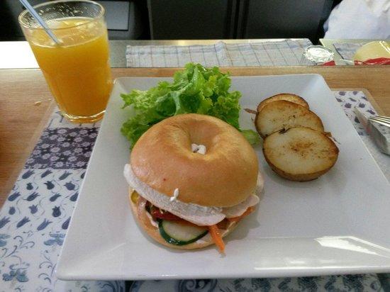 WASA Ethnik Food: Bagel