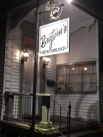 Brigtsen's Restaurant : entrance