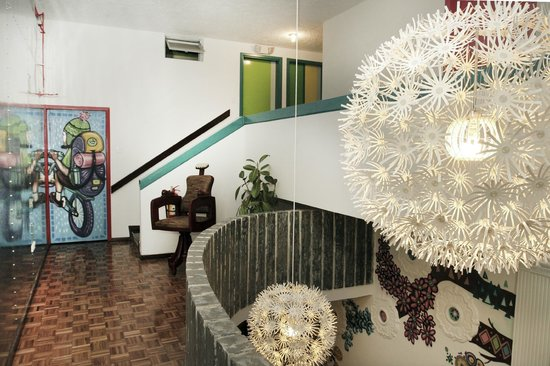 BoutiQuito Design Hostel : We are inspired by the opportunity of creating something new. We like trendsetting and innovatio