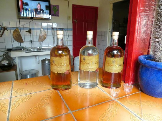 The Cadushy Distillery : Whiskey