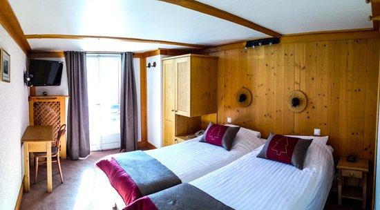 Hotel de Verbier : Bedroom