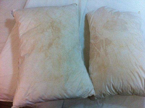Hotel Marjorie 'Y': Sorpresa en las almohadas