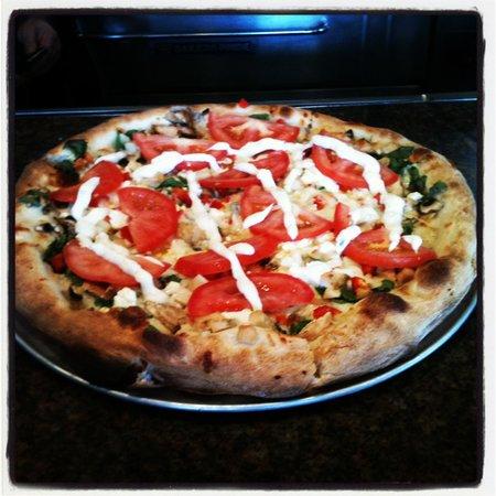 Opa Pizzaria: Greek Chicken Pizza