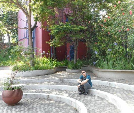 fotos jardim cultural:Sao Paulo Cultural Centre