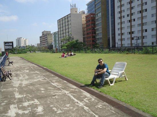 terraco jardins clinica:Sao Paulo Cultural Centre