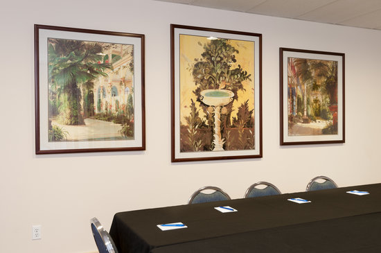 Mediterranean Inn: Meeting Room