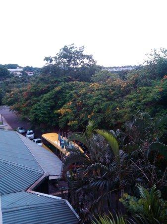 Turrance Green Hotel: Vista do quarto 1