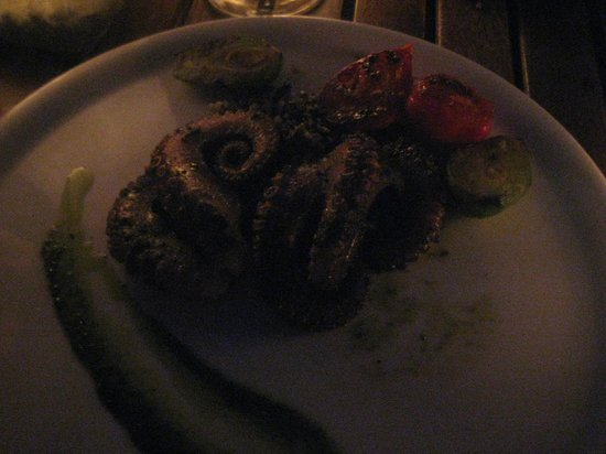 Casa Oaxaca  Restaurant: Octopus, great quality and cooked perfectly