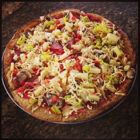 Opa Pizzaria: Gluten Free pizza