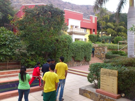 Club Mahindra Fort Kumbhalgarh: Resort Area