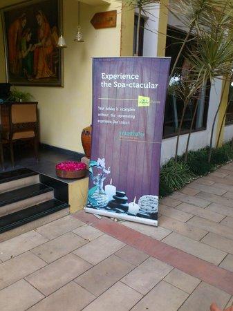 Club Mahindra Fort Kumbhalgarh: SPA