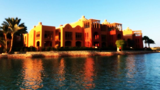 Sheraton Miramar Resort El Gouna: Außenansicht