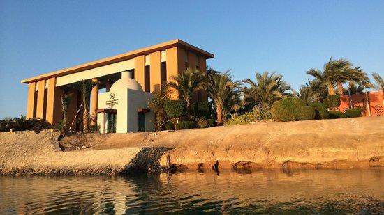 Sheraton Miramar Resort El Gouna: Eingangsportal