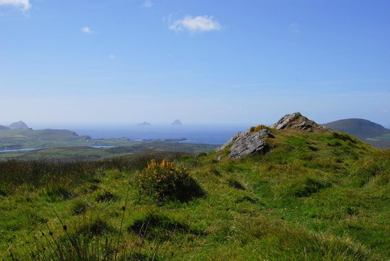 Calafont Portmagee Bed & Breakfast: Valentia Island! You have to go!