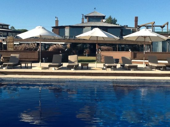 Hotel Art & Spa Las Cumbres: Piscina