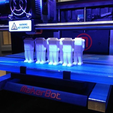 Perot Museum of Nature and Science: 3D Printing @ Perot