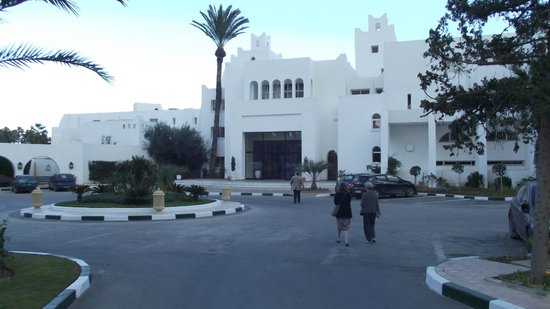Marhaba Salem : front entrance