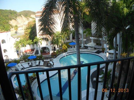 Marina Hotel & Resort: Tomada desde la habitación