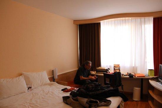 Ibis Budapest City: la chambre