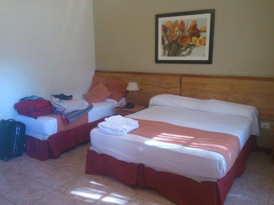 Complejo Turistico Americano: Habitación suite