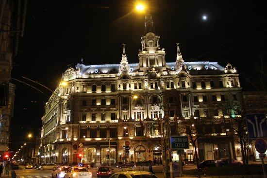 Ibis Budapest City: le quartier de l'hotel