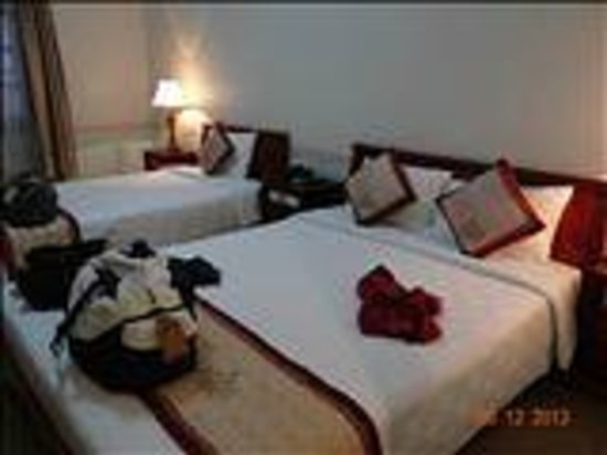 Ninh Kieu 2 Hotel: Camera twin, categoria deluxe