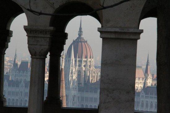 Ibis Budapest City: le parlement
