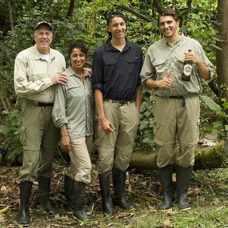 Amazonia Expeditions' Tahuayo Lodge : Parkinson Family