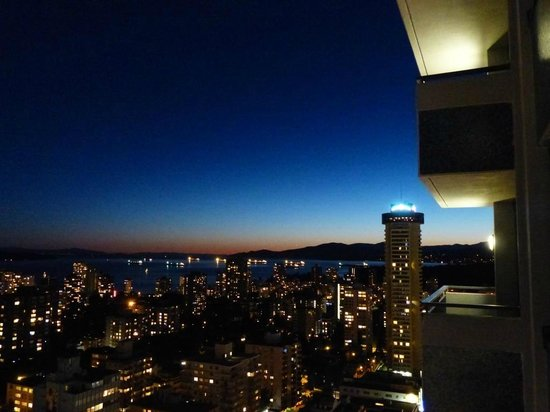 Blue Horizon Hotel : Harbor view