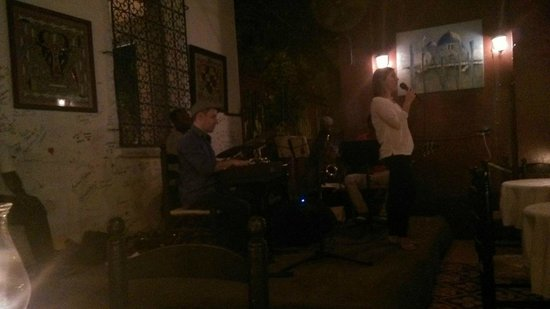 Quartier Latin: A half Haitian / half expat act plays on a Tuesday night at QL