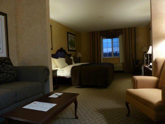 Irish Cottage Boutique Hotel: Room