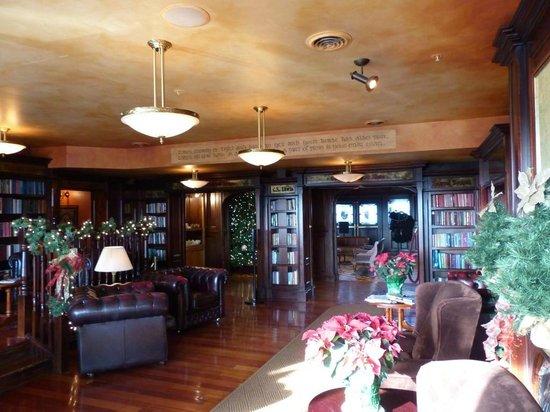 Irish Cottage Boutique Hotel: Lobby