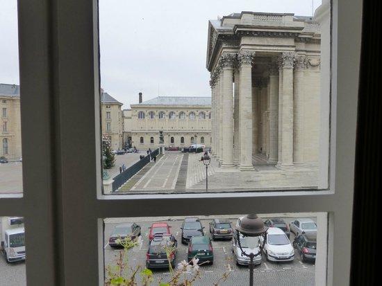 Hotel des Grands Hommes: Pantheon