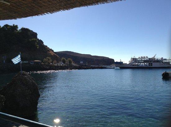 Xenia Hotel: Harbor