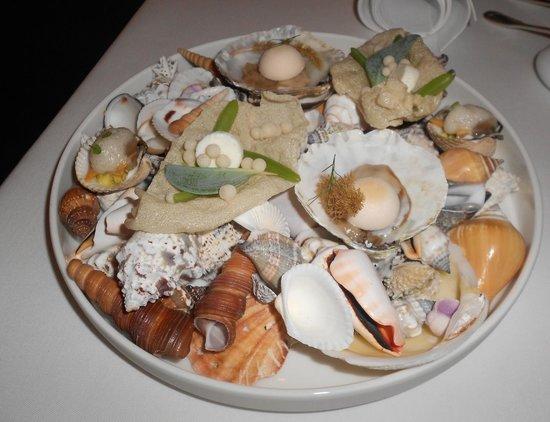 Den Vleestoog: Oyster treats