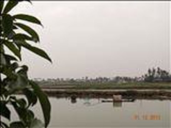 Hoi An Riverside Resort & Spa: Vista dal ristorante
