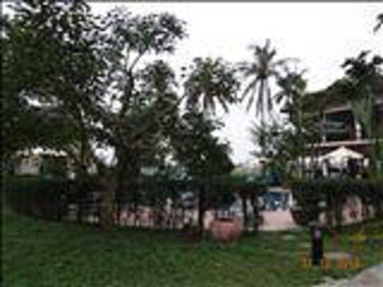Hoi An Riverside Resort & Spa: Vista del giardino