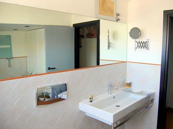 Suite Vigentina : il bagno