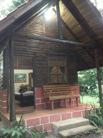 Arenal Oasis Eco Lodge & Wildlife Refuge: Bungalow 6