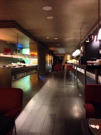 Soho Hotel : sala colazione