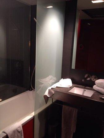Soho Hotel : bagno