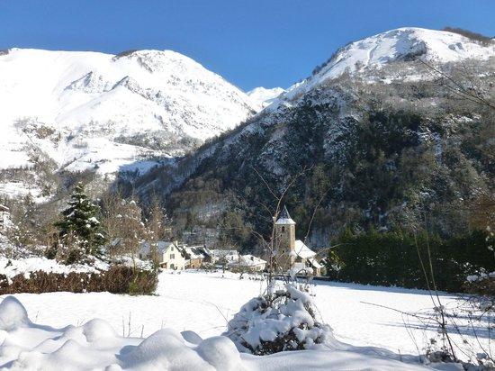 L'Espiatet : village de Borce