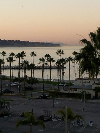 Crowne Plaza Redondo Beach & Marina: View from  5008