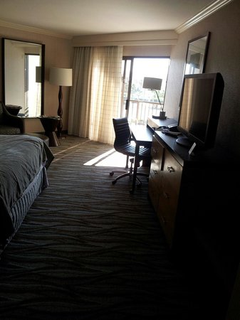 Crowne Plaza Redondo Beach & Marina: Executive suite